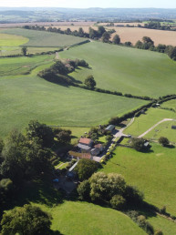 Holiday cottages on a farm Dorset, Patson Hill Farm