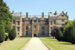montacute house near Patson Hill's luxury cottages Sherborne